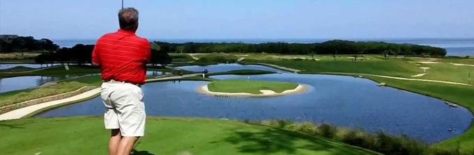 golf activities roatan
