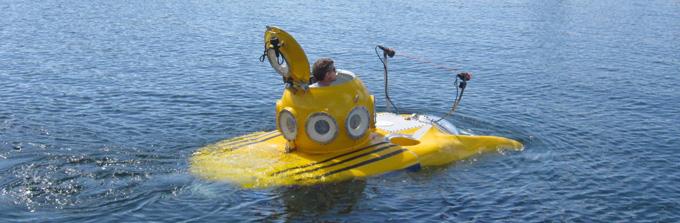submarine roatan