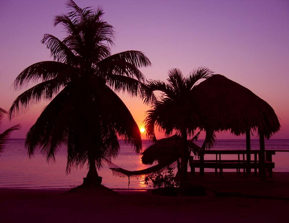 sunset-roatan