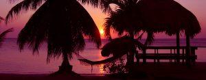 Roatan Island West End Beach Sunset Property Management Services
